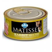 Farmina Matisse консервы мусс для кошек с кроликом