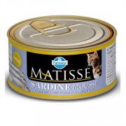 Farmina Matisse консервы мусс для кошек с сардинами
