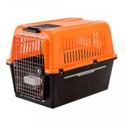 Ferplast Контейнер Atlas 50 Reflex для средних собак со светоотражающими элементами