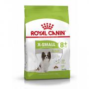 Royal Canin X-Small Adult 8+ корм для пожилых собак карликовых и миниатюрных пород