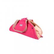 Pretty Pet сумка трансформер 3 в 1 Амстердам, цвет розовый, размер S