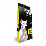 Grand Prix Large Adult сухой корм для собак крупных пород ягненок