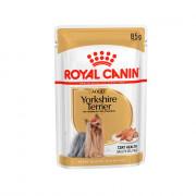 Royal Canin Yorkshire Terrier Adult влажный корм для собак породы Йоркширский терьер (паштет), пауч