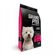 Grand Prix Small Adult сухой корм для собак мелких и миниатюрных пород ягненок