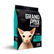 Grand Prix сухой корм для стерилизованных кошек с кроликом