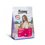 Karmy Adult сухой корм для взрослых кошек гусь