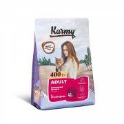 Karmy Adult сухой корм для взрослых кошек телятина