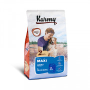 Karmy Maxi Adult сухой корм для собак крупных пород телятина