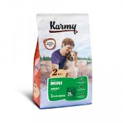 Karmy Mini Adult сухой корм для собак мелких пород телятина