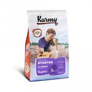 Karmy Starter All Breeds сухуой корм для щенков, беременных и кормящих сук индейка