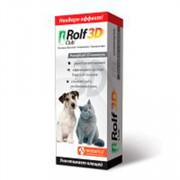 ROLF CLUB шампунь от блох и клещей для кошек и собак 200мл