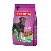 Трапеза Fit сухой корм для собак подверженных регулярным физическим нагрузкам
