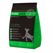 Pureluxe корм для активных собак с индейкой и лососем