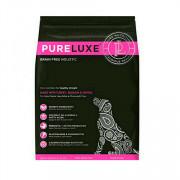 Pureluxe корм для нормализации веса для собак с индейкой, лососем и Чечевицей
