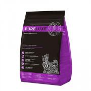 Pureluxe корм для собак мелких пород с индейкой, Горошком и лососем