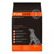 Pureluxe корм для собак с лососем и Горошком