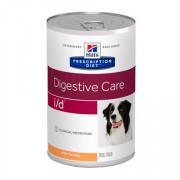 Hill's консервы для собак I/D полноценный диетический рацион при заболеваниях ЖКТ