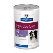 Hill's консервы для собак I/D полноценный диетический рацион при заболеваниях ЖКТ Низкокалорийный