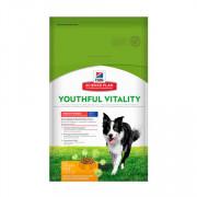 Hill's Youthful Vitality сухой корм для пожилых собак средних пород Курица