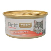 Brit Care Консервы для кошек куриная грудка