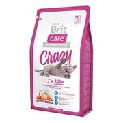 Brit Care Cat Crazzy Kitten для котят, беременных и кормящих кошек