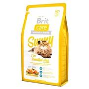 Brit Care Cat Sunny Beautiful Hair для длинношерстых кошек