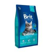Brit Premium Cat Sensitive для кошек с чувствительным пищеварением с ягненком