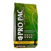 Pro Pac Алтимэйт корм для щенков крупных пород (лардж брит паппи чикен/браун рис)