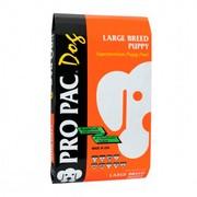 Pro Pac корм для щенков крупных пород