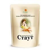 Стаут корм консервированный для взрослых кошек профилактика МКБ в соусе