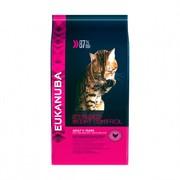 Eukanuba для кошек с избыточным весом и стерилизованных
