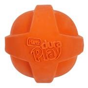 Hartz игрушка для собак - Мяч рельефный, латекс с наполнителем, запах бекона, средний