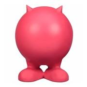 J.W. игрушка для собак - Мяч на ножках с рожками, каучук, маленькая Bad Cuz, small