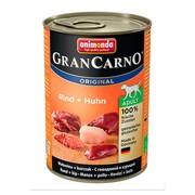 Animonda Gran Carno Original Adult консервы для собак с говядиной и курицей