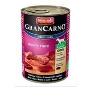 Animonda Gran Carno Original Adult консервы для собак с говядиной и сердцем