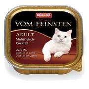 Animonda Vom Feinsten Adult консервы для взрослых кошек коктейль из разных сортов мяса