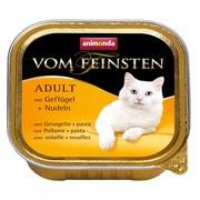 Animonda Vom Feinsten Adult консервы для кошек с мясом домашней птицы/паста