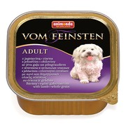 Animonda Vom Feinsten Adult консервы для собак с ягненком и цельными злаками