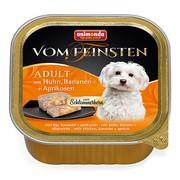 Animonda Vom Feinsten Adult меню для гурманов консервы для собак с курицей, бананом и абрикосами