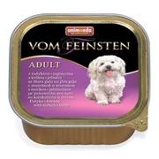 Animonda Vom Feinsten Forest консервы для собак с индейкой и ягненком
