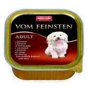 Animonda Vom Feinsten Forest консервы для собак с олениной