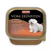 Animonda Vom Feinsten Junior консервы для щенков с мясом домашней птицы и печени