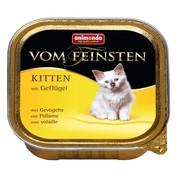 Animonda Vom Feinsten Kitten консервы для котят с мясом домашней птицы