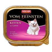 Animonda Vom Feinsten Kitten консервы для котят с ягненком