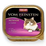 Animonda Vom Feinsten Senior консервы для кошек старше 7 лет с ягнёнком