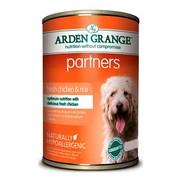 Arden Grange консервы для собак курица/рис