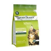 Arden Grange корм сухой беззерновой для котят курица/картофель