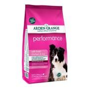 Arden Grange корм сухой для взрослых активных собак перформанс