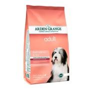 Arden Grange корм сухой для взрослых собак лосось/рис