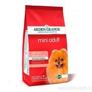 Arden Grange корм сухой для взрослых собак мелких пород курица/рис